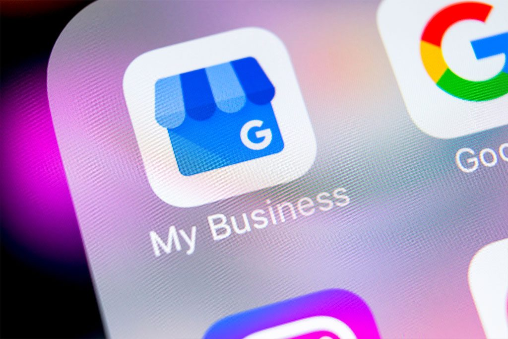 Google MyBusiness ristoranti