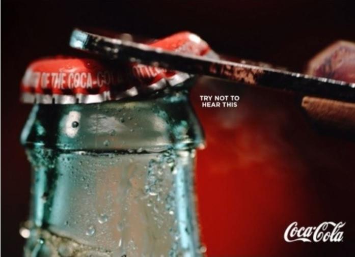 pubblicità di Coca Cola