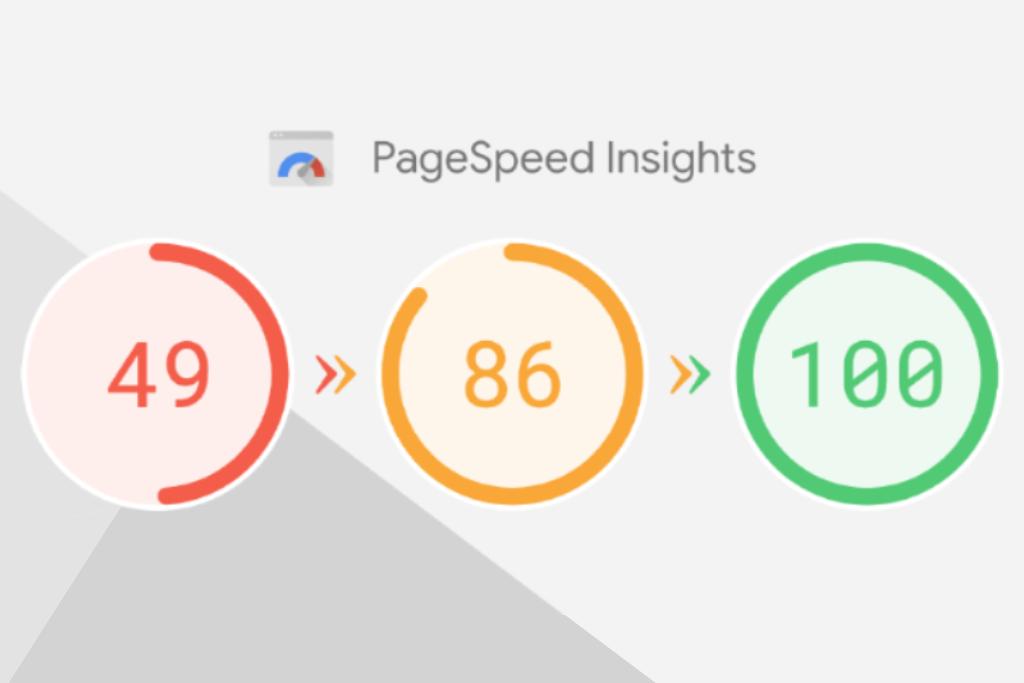 Badge per siti lenti su Chrome