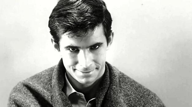Norman Bates, il protagonista di Psycho