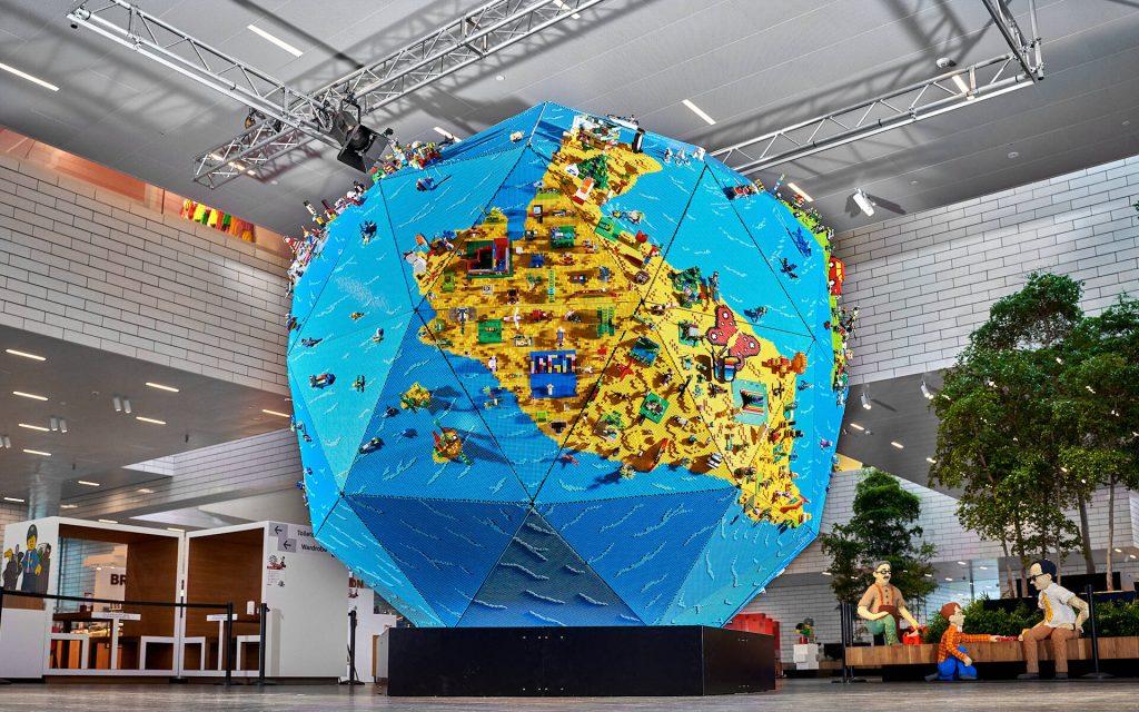 Rebuild the world- campagna Lego