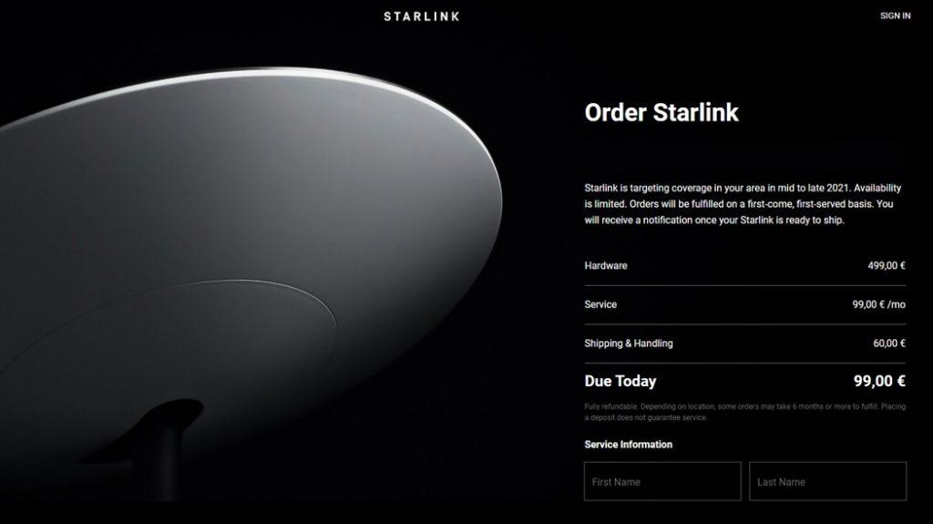 starlinks: il nuovo progetto di elon musk