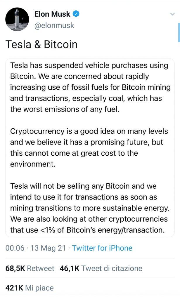 Musk-tweet-e-il-bitcoin-crolla