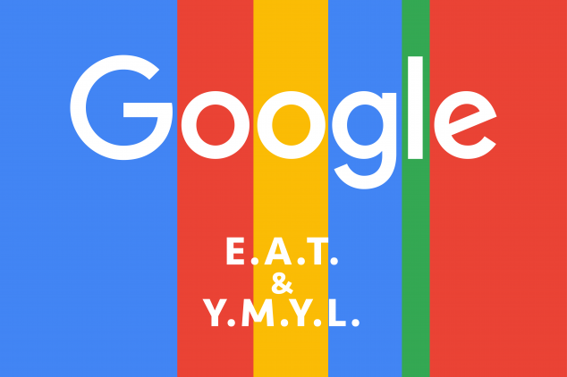 Google-EAT - algoritmo