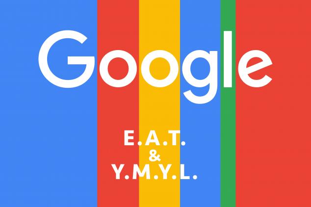 Google-EAT - algoritmo
